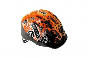 KASK KELLYS MARK ORANGE S/M