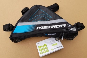 SMART T-BAG MERIDA II BLUE NEW LOGO BG-MD057