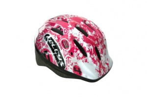 KASK KELLY'S MARK PINK S/M