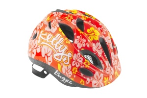 KASK KELLY'S BUGGIE RED FLOWER S