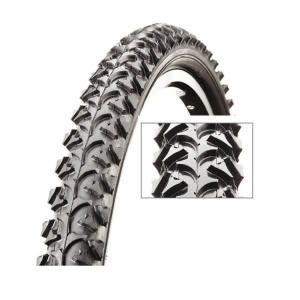 OPONA DO ROWERU CST 24X1,95 C-1040N BLACK TIGER ECO