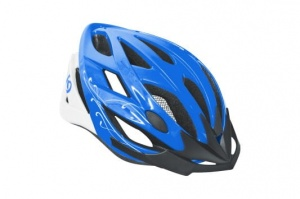 KASK KELLY'S DIVA BLUE-WHITE M/L